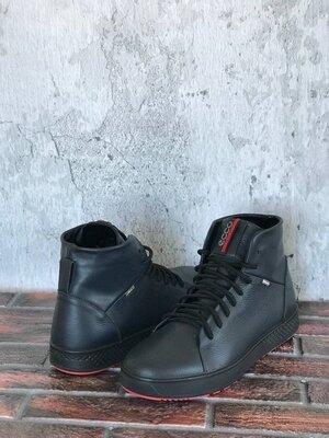 Мужские кожаные ботинки E-series