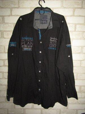мужская рубашка большой р-р зхл бренд C&A