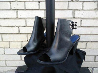 Босоножки кожаные итальянского бренда diesel d oriann y01314 p0945 италия европа оригинал
