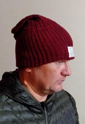 Трикотажная шапка. Фирменная SaltRock