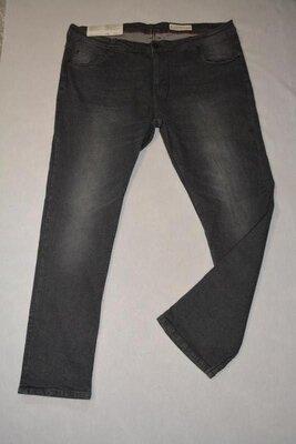 Продано: Джинсы мужские серые большого размера 68 Livergy Германия