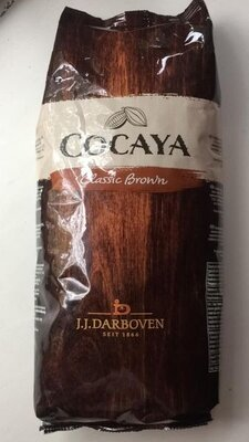 Продано: Cacaya classic brown, 1 кг