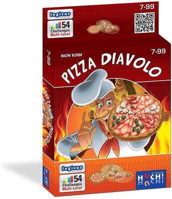 pizza diavolo huch головоломка