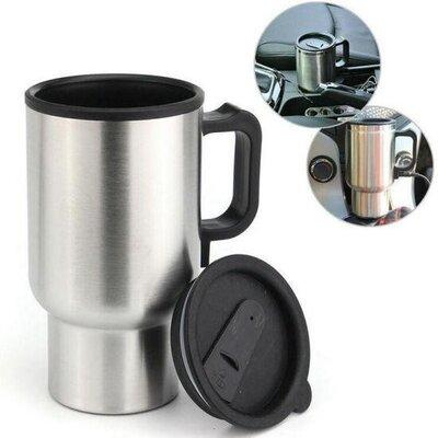 Продано: Термокружка ELECTRIC MUG, Автомобильная кружка с подогревом Electric Mug, Кружка с подогревом