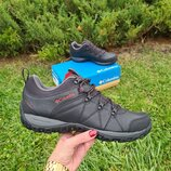 Мужские ботинки Columbia Peakfreak Venture Waterproof оригинал. Натуральная кожа. 41-44