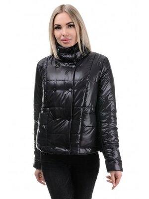 Куртка 42-48 черная