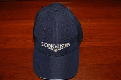 Кепка бейсболка часовой фирмы Longines, на окружность головы до 61 см., новая