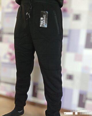 Мужские спортивные брюки на флисе