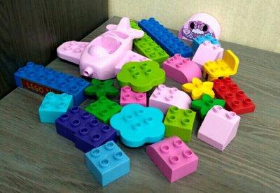 Конструктор LEGO Duplo 34 элемента