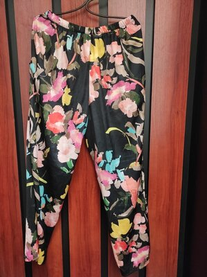Цветные, бредовые, стильные, легкие штаны
