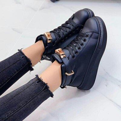 Продано: Стильные ботинки хайтопы для модниц деми демисезонные ботинки сапожки