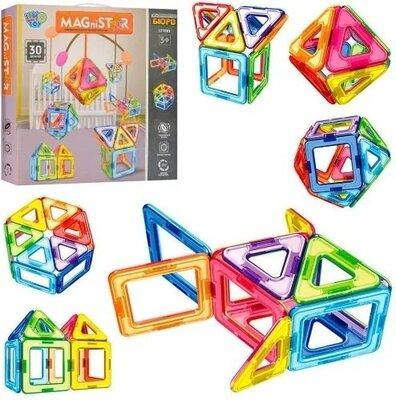 Магнитный конструктор 14/16/30 - Play Smart, Limo Toy - Бесплатная доставка