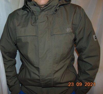 Продано: Стильная демисезон курточка бренд Jack Wolfskin Джек Вулфскин .л