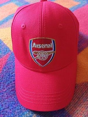 Кепка оригинал Arsenal на объём головы 56-58 см.