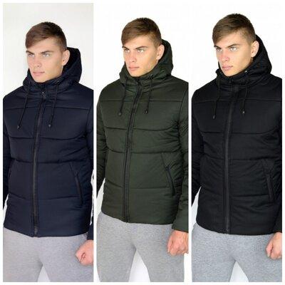 Куртка мужская зимняя Glacier Intruder 3 цвета S-XXL