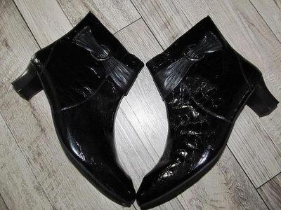 Продано: Hotter кожаные ботинки р 43-28см