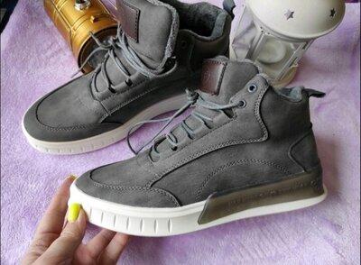 Продано: Ботинки мужские, демисезон