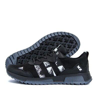Продано: Мужские кожаные кроссовки Adidas