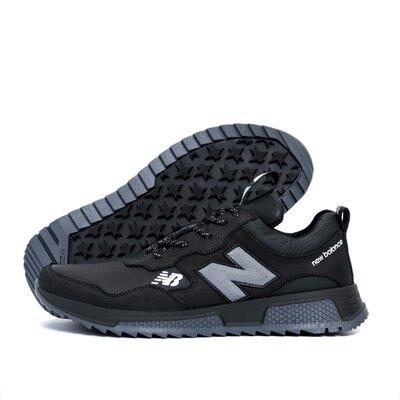 Продано: Мужские кожаные кроссовки New Balance