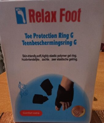 Вальгусный бандаж шина от косточки на ноге Relax foot 1 пара