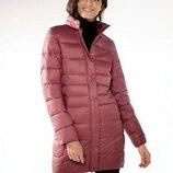 Мягусенькое демисезонное стеганное пальто Esmara германия М-Л розм.